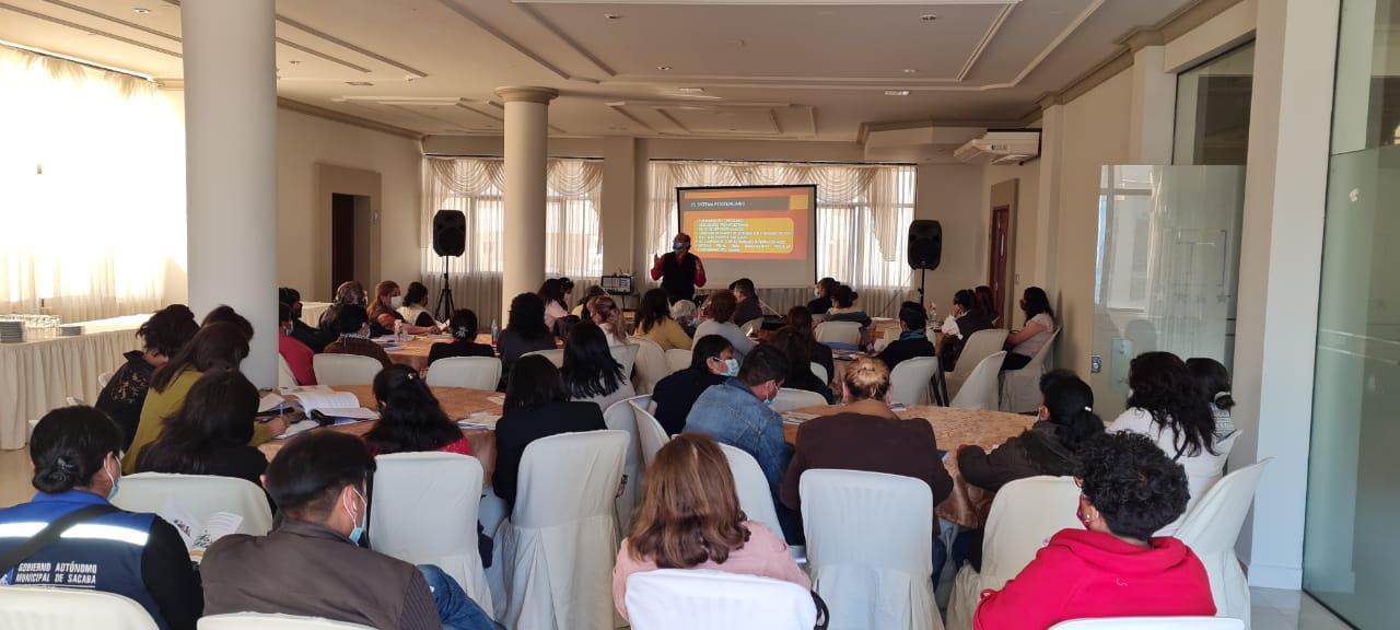 Plataforma Ciudadana por el Acceso a la Justicia y los Derechos Humanos Cochabamba