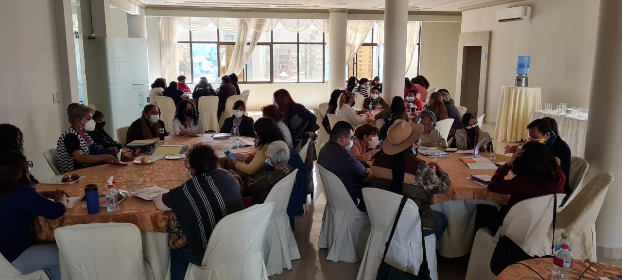 Plataforma Ciudadana por el Acceso a la Justicia y los Derechos HumanosCochabamba