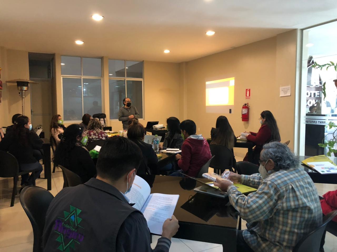 Plataforma Ciudadana por el Acceso a la Justicia y los Derechos Humanos-Tarija